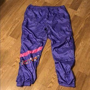 Women's original windbreaker pants